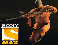 KUNG FU - SONY MAX PROMO - WINNER PROMAX 2103
