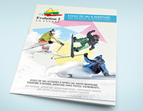 Ski School brochure