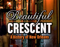BOOK COVER DESIGN: Beautiful Crescent