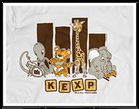 KEXP Graphic Apparel