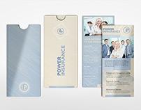 Pocket Rack Card Mock-up