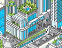 Shell : Future Cities