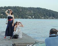 Sailor Pin Up Photoshoot