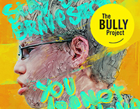 The Bully Project Mural: Alex