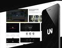 (UN3) Unthree - Full Branding