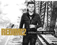 Redimi2 - Operación Mundial (CD Cover)