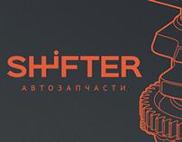 Shifter. Auto parts