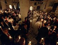 Holy Week & Easter Ceremonies of Christian Arabs