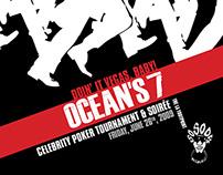 Ocean's 7 - SoSoDef - Celebrity Poker