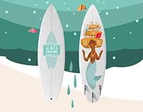 Al Dòca Surfboards