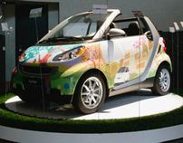 Smart Cars Advertising