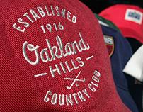 Headwear Graphics 2014 - Golf