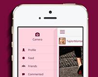 App Shoes Dsire - iOS