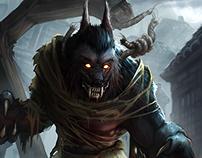 Werewolf Rage