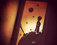Little Prince Handmade lamp