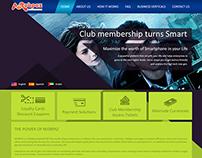 Website re-design (Mobpaz)