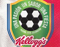 Kellogg's Hispanic_World Cup Promo