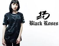 13Treze - Black Roses