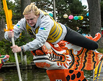 Capitol City Dragon Boat Race 2014 for MLIVE