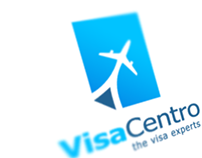 visa center - visual identity