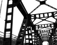 Pescara.Black&White City