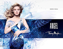 Thierry Mugler - Beware Of Angels by Sølve Sundsbø