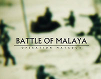 Battle of Malaya : Operation Matador Cinematic Trailer