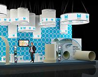 exhibition design for HOBAS