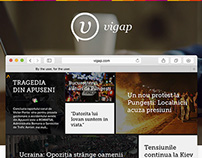 Vigap - User curated content