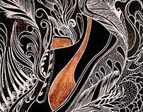 PUMA Shoe illustration