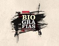 BIOGRAFÍAS DE LA LITERATURA - Logo