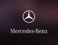 art direction - Mercedes-Benz