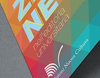 Nuova Cultura • Brochure • Brand Identity • La Sapienza