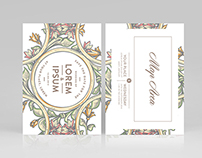 (FOR SALE) Wedding Invitation Template - Volume 3