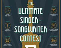 The Ultimate Singer-Songwriter Contest