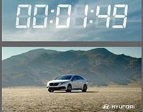 Hyundai | Rocket Launch Graphics - NY Times Square