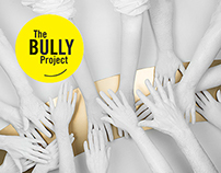 The Bully Project Mural: Helping Hands