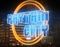 Rhythm City Opening Title Sequence