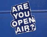 Swisscom 'Are You Open Air?'