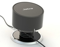 Jabra Headset Control Panel Concepts