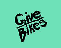 Give Bikes Logo