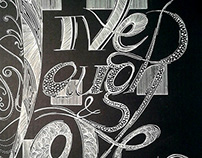 LIVE LAUGH & LOVE