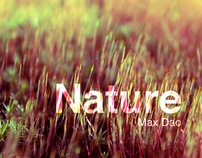 Nature. A smallbook.