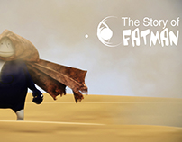 Fatman's  blog - In The Desert