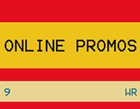 Online Promos - 9