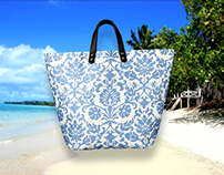 """BGX - Animation for Amica.it """"Summer Bag"""" Campaign"""