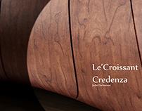 Le Croissant Credenza