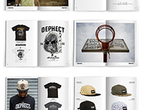 Dephect - Spring/Summer 2014 Lookbook