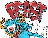 Beast Mode T-Shirt Graphic