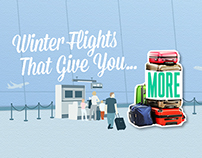 British Airways and Lime Management - More Campaign